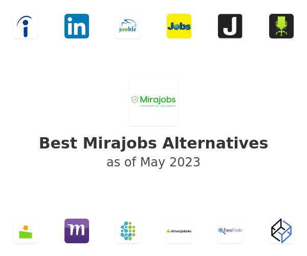 Best Mirajobs Alternatives