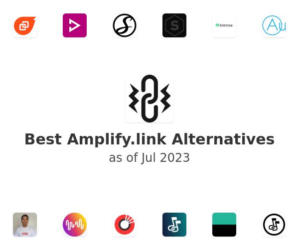 Best Amplify.link Alternatives