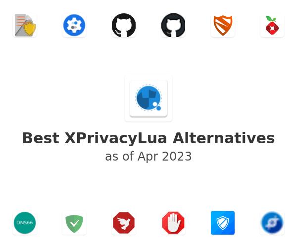 Best XPrivacyLua Alternatives