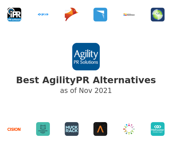 Best AgilityPR Alternatives