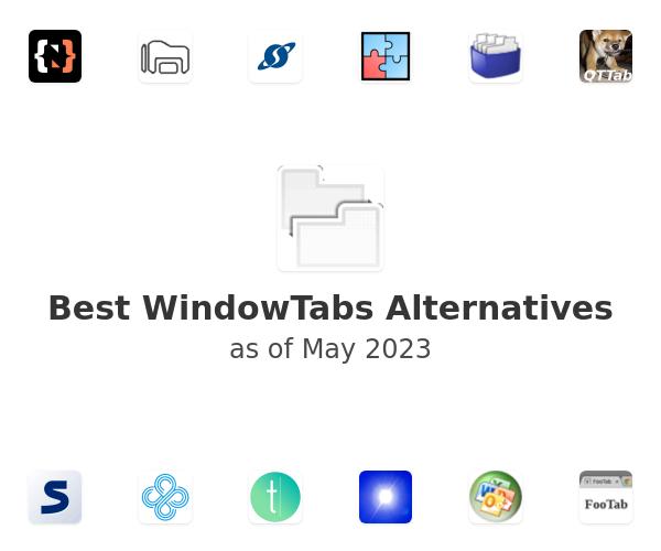 Best WindowTabs Alternatives