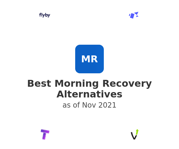 Best Morning Recovery Alternatives