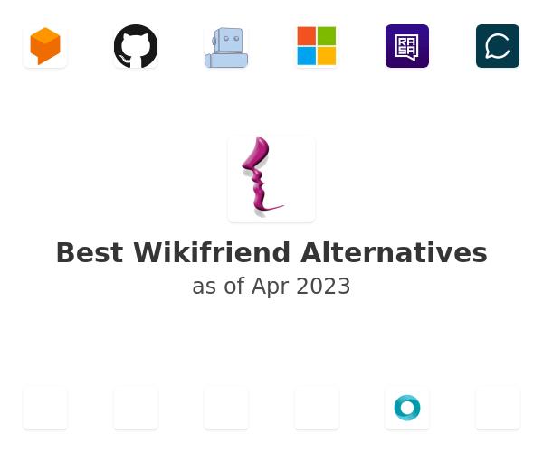 Best Wikifriend Alternatives