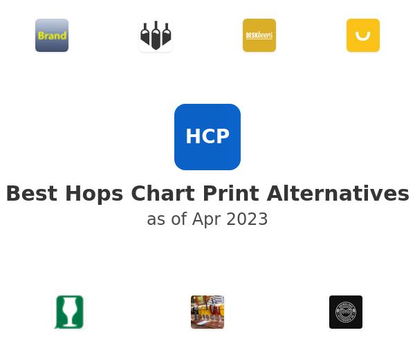 Best Hops Chart Print Alternatives