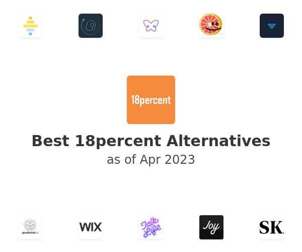 Best 18percent Alternatives