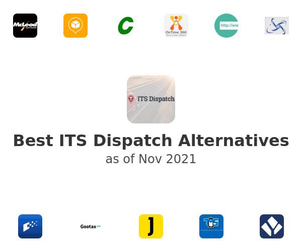 Best ITS Dispatch Alternatives