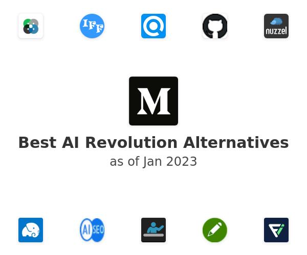 Best AI Revolution Alternatives