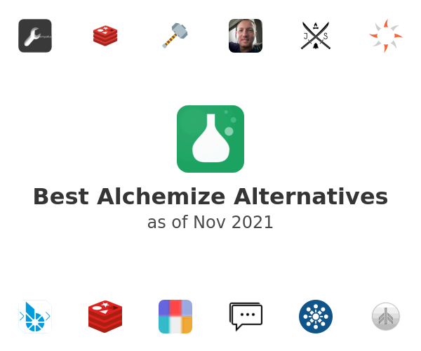Best Alchemize Alternatives