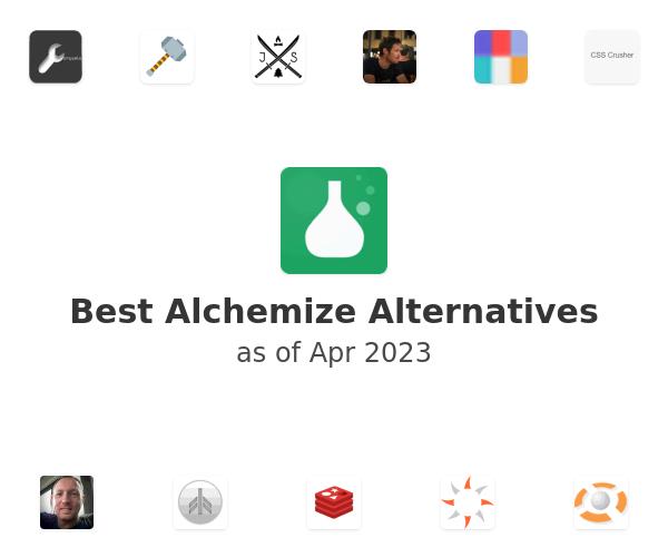 Best Alchemize Alternatives