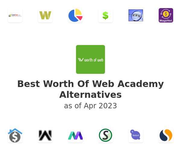 Best Worth Of Web Academy Alternatives