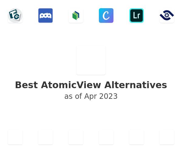 Best AtomicView Alternatives