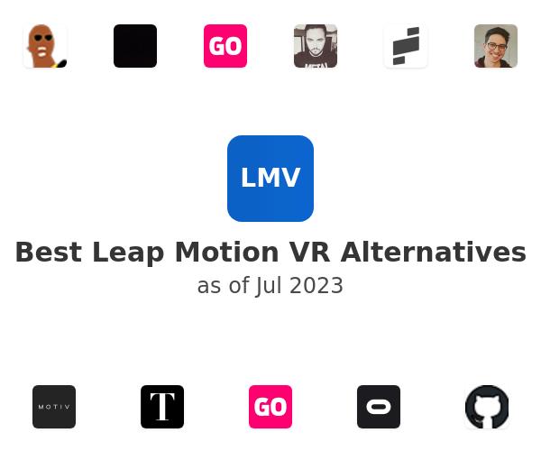 Best Leap Motion VR Alternatives