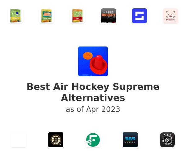 Best Air Hockey Supreme Alternatives
