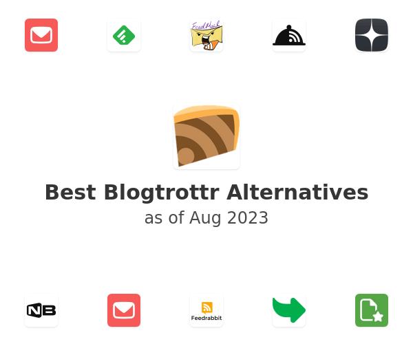 Best Blogtrottr Alternatives