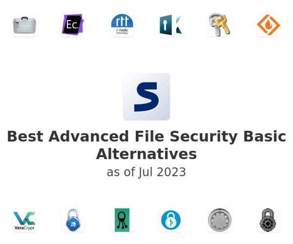 Best Advanced File Security Basic Alternatives