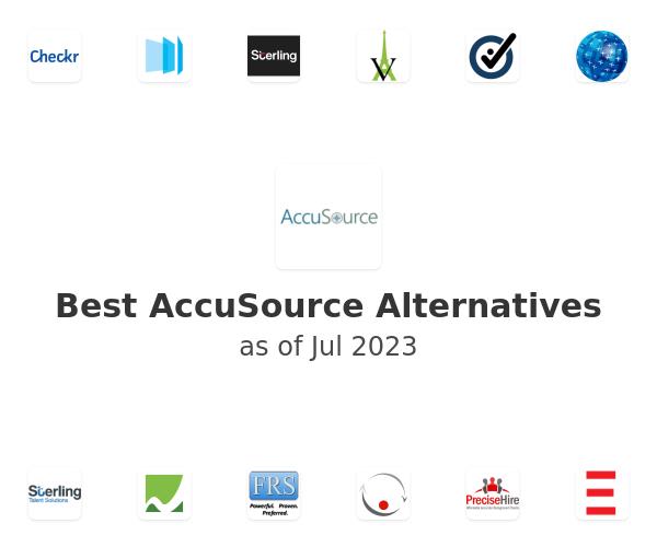 Best AccuSource Alternatives