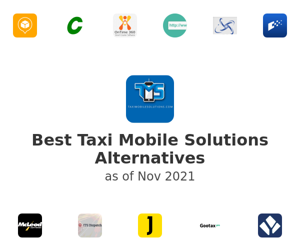 Best Taxi Mobile Solutions Alternatives