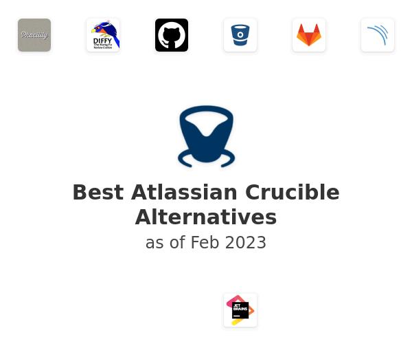 Best Atlassian Crucible Alternatives