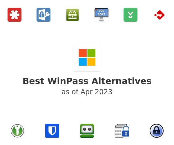 Best WinPass Alternatives