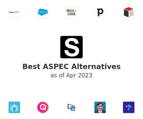 Best ASPEC Alternatives