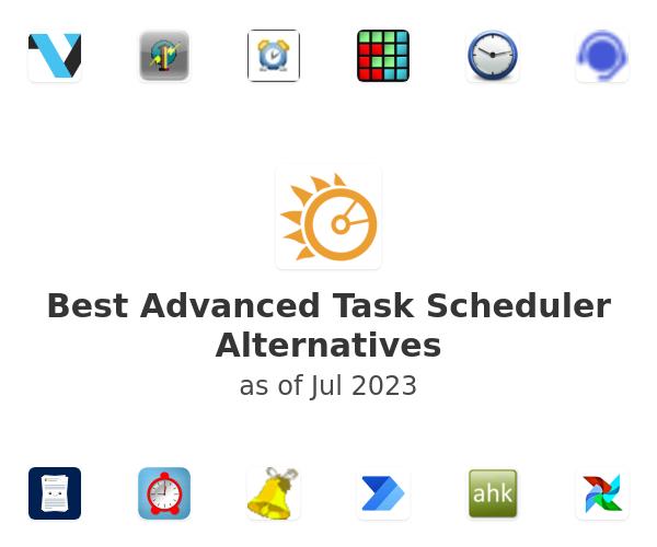 Best Advanced Task Scheduler Alternatives