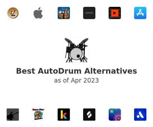 Best AutoDrum Alternatives