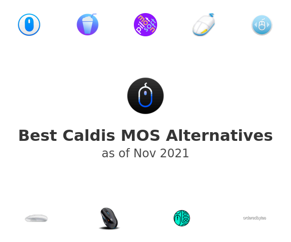Best Caldis MOS Alternatives
