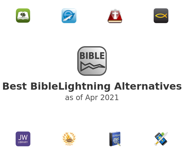 Best BibleLightning Alternatives