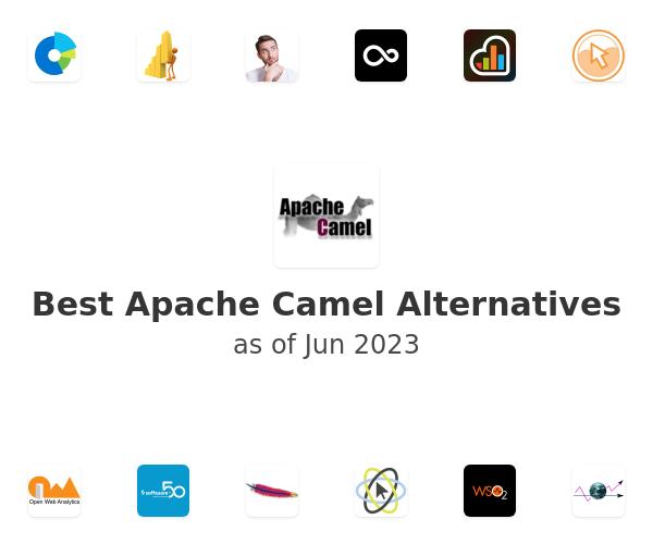Best Apache Camel Alternatives