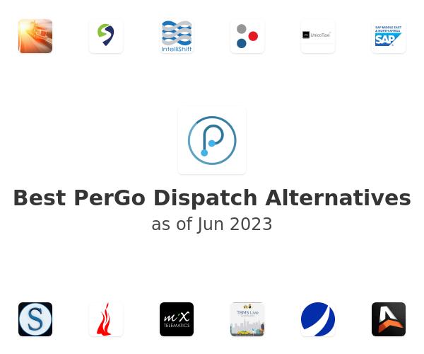 Best PerGo Dispatch Alternatives