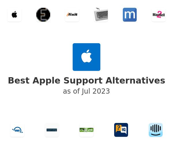 Best Apple Support Alternatives