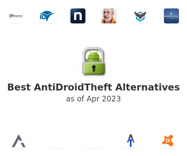 Best AntiDroidTheft Alternatives