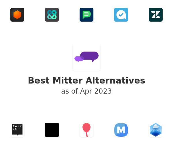 Best Mitter Alternatives