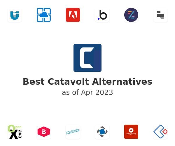 Best Catavolt Alternatives