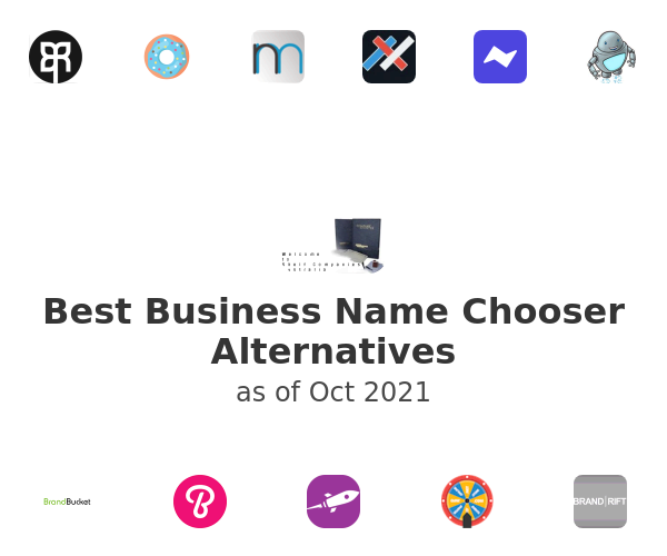 Best Business Name Chooser Alternatives