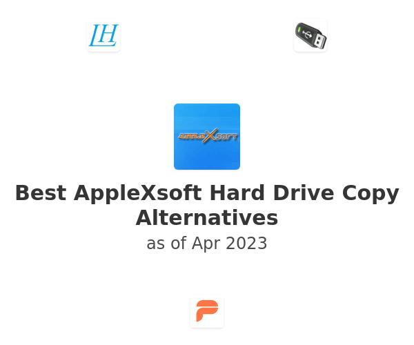 Best AppleXsoft Hard Drive Copy Alternatives