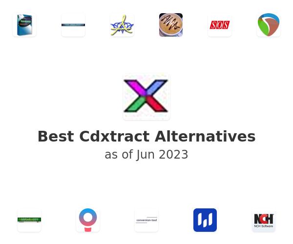 Best Cdxtract Alternatives