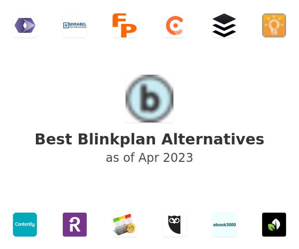 Best Blinkplan Alternatives