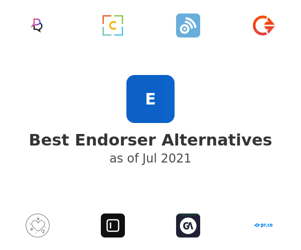 Best Endorser Alternatives