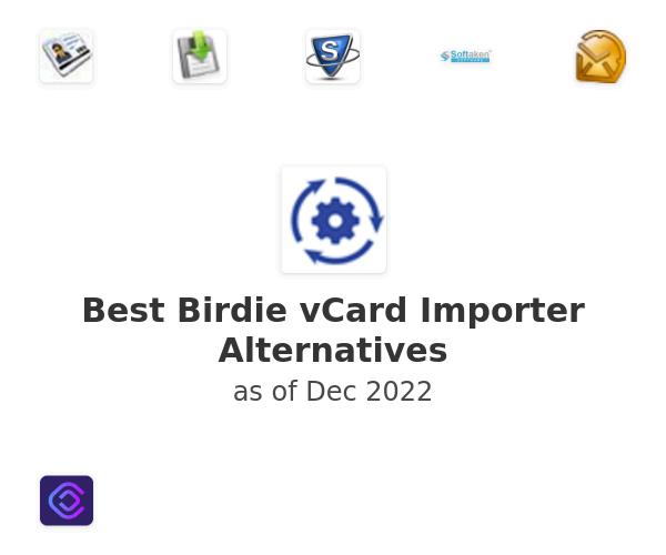 Best Birdie vCard Importer Alternatives