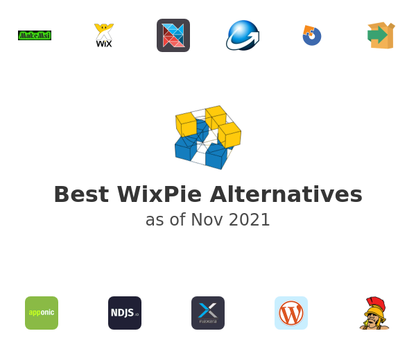 Best WixPie Alternatives