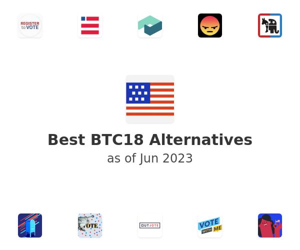 Best BTC18 Alternatives
