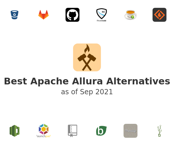 Best Apache Allura Alternatives