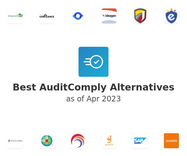 Best AuditComply Alternatives