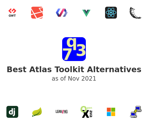 Best Atlas Toolkit Alternatives