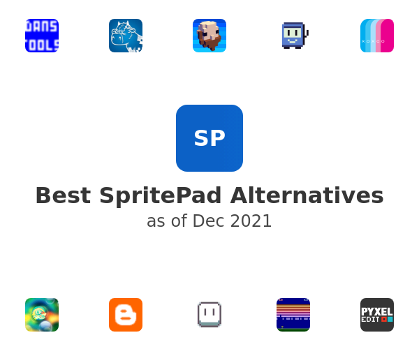 Best SpritePad Alternatives