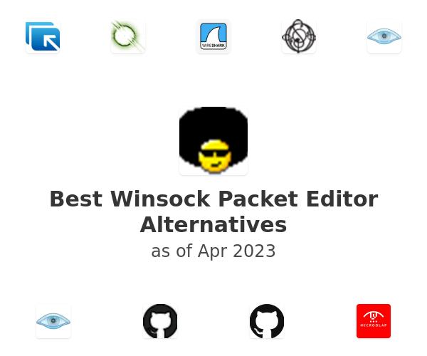 Best Winsock Packet Editor Alternatives