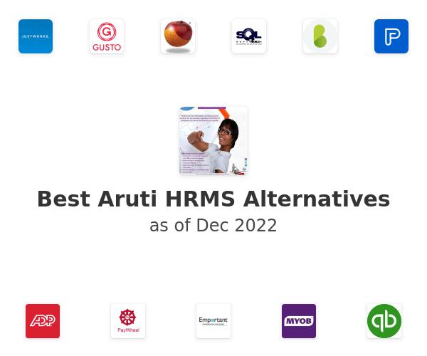 Best Aruti HRMS Alternatives