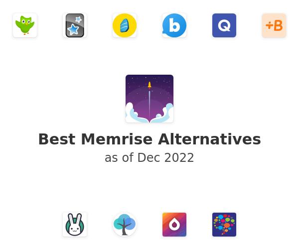 Best Memrise Alternatives