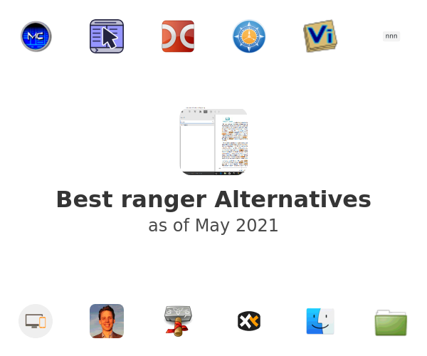 Best ranger Alternatives